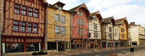 gite chez Jeannine à Fontaine (aube) - Centre historique, Troyes