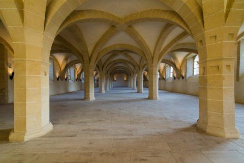 gite chez Jeannine à Fontaine (aube) - Abbaye de Clairvaux